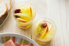 Get the party started with a pitcher of our refreshing Lemonade Sangria Recipe. Add fresh fruit to this Lemonade Sangria Recipe before serving! Bartender Recipes, Sangria Recipes, Cocktail Recipes, Lemon Drop Drink, Party Punch Recipes, Happy Hour Drinks, Raspberry Lemonade, Kraft Recipes, Recipe Images