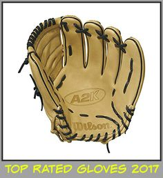 This is your top rated baseball glove guide for the 2017 season.