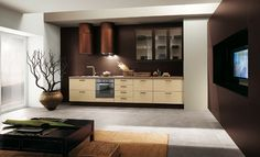 10 Modern Tribe Kitchen Ideas by Scavolini