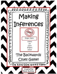 Inference Clues Game!