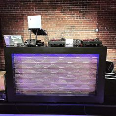 "AFR on Twitter: ""Not Your Ordinary Dj Booth! [Noir Bar ..."