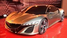 Cool Acura 2017: Honda NSX Concept is Acura NSX Concept with Less Beak ... Check more at http://cars24.top/2017/acura-2017-honda-nsx-concept-is-acura-nsx-concept-with-less-beak-geneva-auto-show-2/