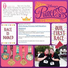 One if By Land, Two if By B: Disney World 2015 Trip Scrapbook: Part 1
