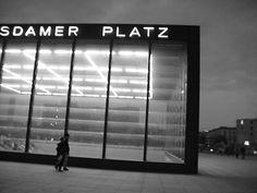 Potsdamer Platz, Berlin.  Photo: Giorgio Appierto.