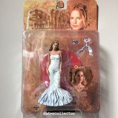 Diamond Select Toys - Buffy the Vampire Slayer Figure - CineQuest.com Exclusive - Hell's Bells Anya. First Production 714/1500. #btvscollector #btvs #buffy #buffythevampireslayer