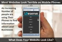 What does your website look like?