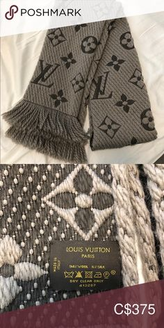 Louis Vuitton Logomania Scarf Like new condition does not have any stains or snags Comes as is (no box, receipt, tags) Louis Vuitton Accessories Scarves & Wraps Louis Vuitton Accessories, Plus Fashion, Fashion Tips, Fashion Trends, Scarf Wrap, Scarves, Wraps, Stains, My Favorite Things