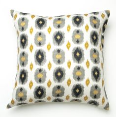 Geometric Decorative Pillow Cover20 x by CodyandCooperDesigns, $48.00