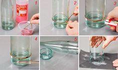 Come tagliare il vetro - Altri materiali - TECNICHE Fai da Te. Brico, Fai da te.