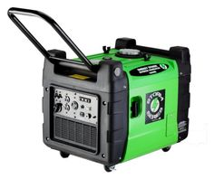 [+2]  Lifan Energy Storm ESI 3600iER-CA, 3300 Running Watts/3500 Starting Watts, Gas Powered Portable Inverter, CARB Compliant