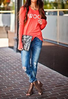 Swoon. Casual Outfit
