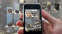 Utnyttja teknik i butik - eye tracking, kinect, augmented reality, estimote stickers och telepresence. Augmented Reality Technology, Ar Technology, Truth Campaign, Virtual Reality Education, Paint App, Hush Hush, Advertising, Business, Vr