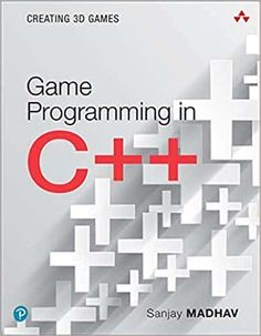 Game Design: Game Programming in C++ : Creating Games by Sanjay Madhav Paperback) for sale online Programming For Kids, Computer Programming, Computer Science, Computer Books, Computer Coding, Programming Languages, Game Design, Design Ideas, Game Programmer