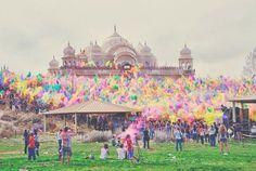 Holi Festival <3 http://amoantix.com/festejando-2/
