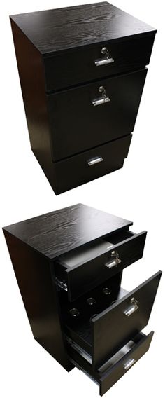 Winsome Halifax 7-Drawer Cabinet with Casters, Multiple Finishes ...