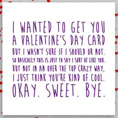 valentines cards quirky