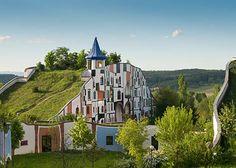 Architecture - Rogner Bad Blumau