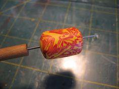 Kael Mijoy: Tutorial: Polymer Clay Bead Basics Part 2- 5 Shapes