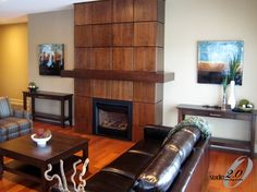 Fireplace Designed by Studio Interior Design Consultants Fireplace Design, Design Consultant, Fireplaces, Contemporary, Living Room, Interior Design, Studio, Home Decor, Fireplace Set