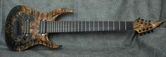 Ran Crusher 8, Buckeye burl top NGD ... http://www.sevenstring.org/forum/extended-range-guitars/227753-ngd-ran-crusher-8-buckeye-burl.html