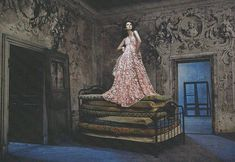 Hauteur, picture from the series Beauty and the Dark by Kai Stuht, artist of category FINE WORKS at photo art editions LUMAS Princess And The Pea, Real Princess, Kai, Narrative Photography, Nice Photography, Real Life Fairies, Shady Lady, Pictures Online, Mural Painting