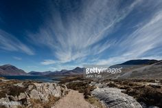 01-25 High level Cirrus Cloud fanning out across the Torridon... #torridon: 01-25 High level Cirrus Cloud fanning out across the… #torridon