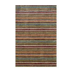 Found it at Wayfair - Tufted Brindle Stripe Spice Area Rug