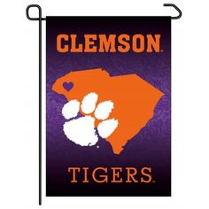 Shop online for your officially licensed NCAA Clemson Tigers merchandise. Become the ultimate superfan and show off your team pride!