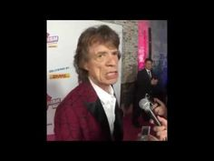 Mick Jagger talks how awesome the New York Exhibitionism is for the Rolling Stones - 15.11.2016