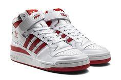"adidas Originals Forum Mid Refined ""Metallic Silver"" Pack - EU Kicks: Sneaker Magazine"