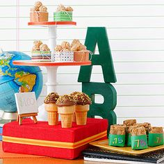 Next time you pitch in for a school fundraiser, try these doable yet drool-worthy desserts.