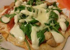 Isteni reform serpenyős zabos pizza