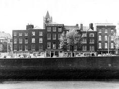 Wood Quay 1961