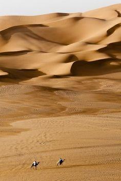 the Libyan Desert | Stefano Scatà