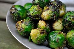Grilled Brussels Sprouts | 10 Grilled Vegetable Recipes