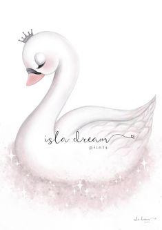Artwork for Kids Room Fresh Swan Art for Kids Rooms Australia Melorin In 2019 Inspiration For Kids, Nursery Inspiration, Swan Drawing, Swan Painting, Texture Art, Wall Prints, Kids Prints, Fine Art Paper, Art For Kids