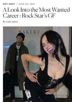 Devon Carlson, Jesse Rutherford, Devon Lee, Brooklyn Baby, Grunge, Pose, Hot Shots, Leo Rising, My Vibe
