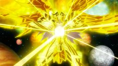 Gemini Saga Galaxian Explosion Soul of Gold