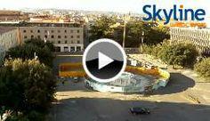 Webcam Live P.zza Tacito oggi