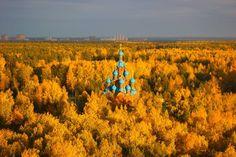 Звездный городок. Московская область. Фото Zbk2.