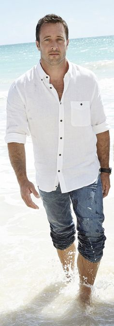 ♥♥♥ TV Guide photoshoot Hawaii Five-0 - Sept 2014  #H50 #AlexOLoughlin