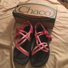 1b4e80f72538 NEW Chacos Sandals Brand new with box. Actually a size children s 6