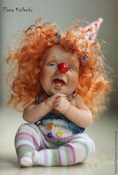 Коллекционные куклы ручной работы. Ярмарка Мастеров - ручная работа Paola. Handmade.