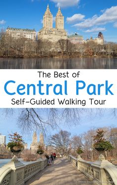 Our self-guided walking tour of Central Park took us to all the main sites. Here are the best places to see in Central Park, plus tips for your first visit. New York City Vacation, New York City Travel, Central Park New York, Central City, Koh Lanta Thailand, Attraction, A New York Minute, Voyage New York, Road Trip