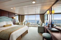 Oceania Regatta, de Oceania Cruises - Lujo en alta mar: los mejores cruceros del mundo