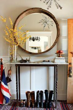 RUMFORSKER PERNILLE TEGLGAARD: Lille spejl på væggen der...