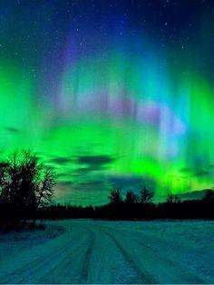 awesome !! Aurora Borealis / Northern Lights