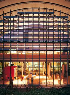 Renzo Piano Building Workshop - Projects - By Type - Zentrum Paul Klee