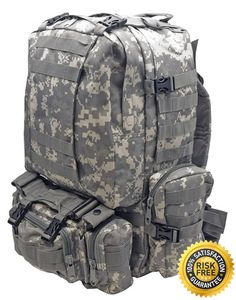 Large Assault Tactical Backpack - FREE SHIPPING!