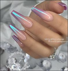 53 Chic Natural Gel Nails Design Ideas For Coffin Nails - Page 37 of 53 pink Gel coffin nails Natural Gel Nails, Long Gel Nails, Coffin Nails Long, Pink Coffin, Perfect Nails, Gorgeous Nails, Pretty Nails, Dope Nails, My Nails